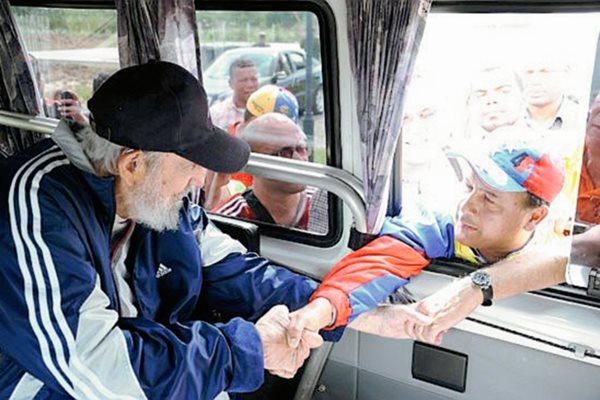 Fidel Castro, líder de la revolución cubana está próximo a cumplir 90 años de vida. (Foto Hemeroteca PL).