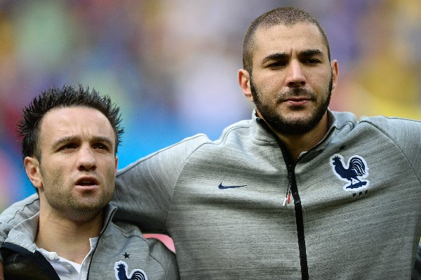 Karim Benzema conocerá la decisión judicial la próxima semana. (Foto Prensa Libre: AFP)