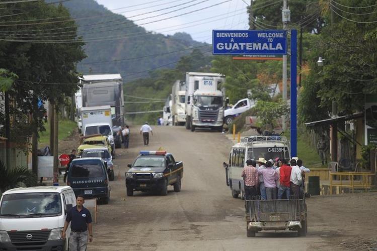 Ambos países trabajarán durante cinco o seis meses en la implementación del acuerdo. (Foto Prensa Libre: Hemeroteca)