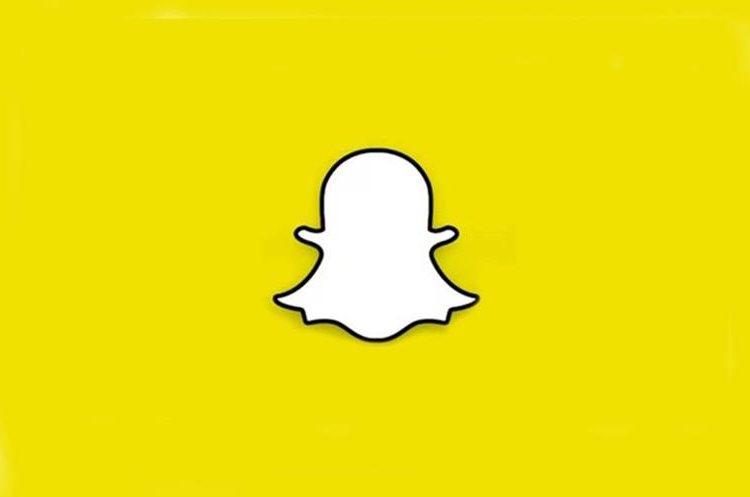 El logo de Snapchat es fácilmente reconocible. (Foto: Hemeroteca PL).