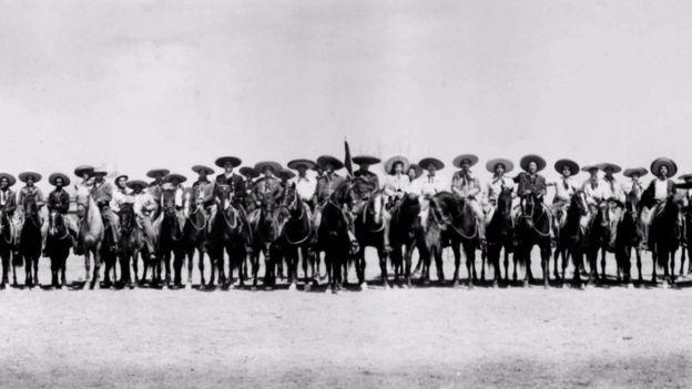 Los integrantes de la Legión de Guerrilleros Mexicanos se prepararon para combatir a los nazis. FERNANDO LLANOS