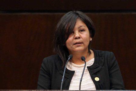 Gisela Mota, la alcaldesa asesinada. (Foto: diariodemorelos.com).