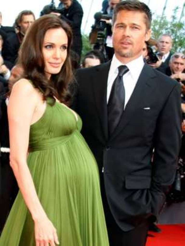 Angelina Jolie y Brad Pitt tienen 6 hijos, tres adoptados y tres biológicos. (GETTY IMAGES)