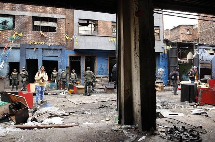 Drogas, secuestro y barbarie, el infierno en pleno corazón de Bogotá.