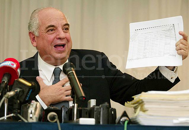 Serrano ha residido los últimos 23 años en Panamá y ha reiterado en varias ocasiones que no cometió ningún motivo. (Foto: Hemeroteca PL)