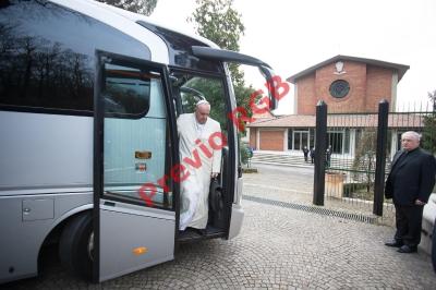 EL PAPA Francisco  y sus principales asesores iniciarán un retiro espiritual.