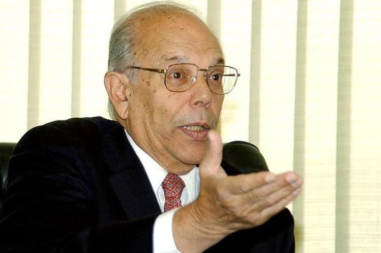 El expresidente de Uruguay, Jorge Batlle, (2000-2005) falleció el lunes. (Foto Prensa Libre: EFE).