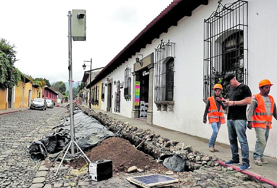Según la Consejal denunciante el presupuesto solo ha sido ejecutado en un 30 por ciento.(Prensa Libre:Julio Sicán)