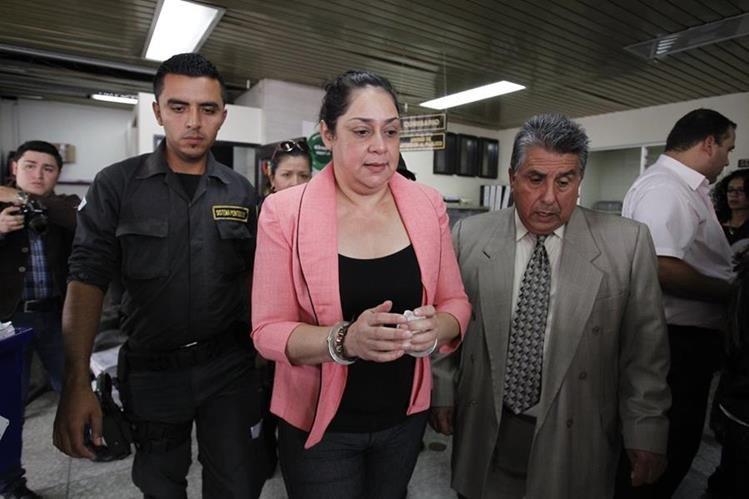 Reinoso queda sin arresto domiciliario y debe volver a prisión. (Foto Prensa Libre: Hemeroteca PL)