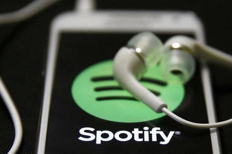 Spotify es uno de los servicios de streaming de música más usados en todo el mundo y ofrece acceso a más de 30 millones de canciones. (Foto Prensa Libre: Fast Company).