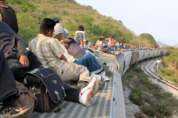 <p>La mayoría centroamericanos que ingresan a México lo hacen por la frontera con Guatemala (Foto Prensa Libre: Archivo)<br></p>