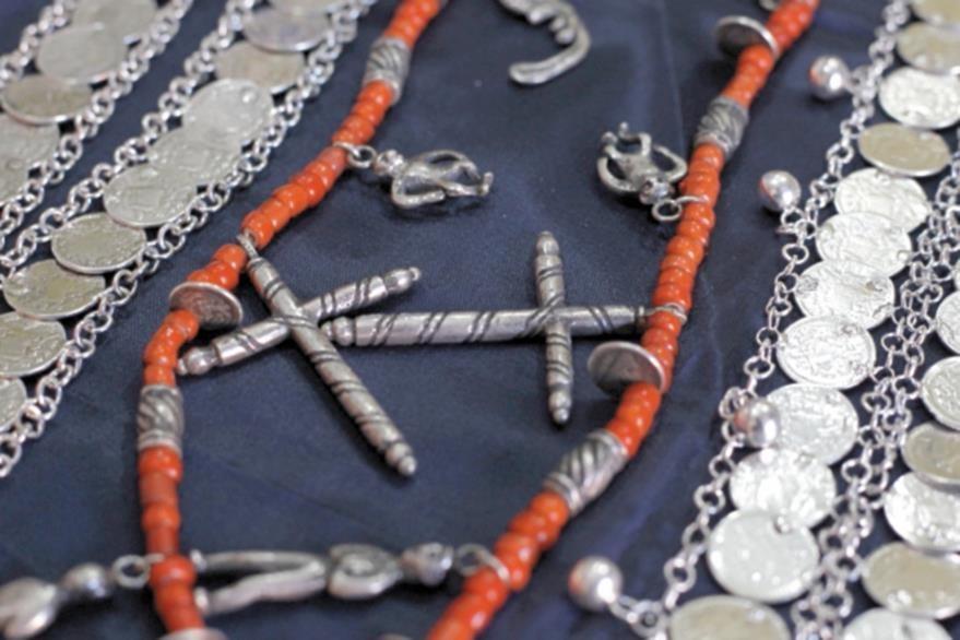 La platería y los chachales son un distintivo de la artesanía verapacense.