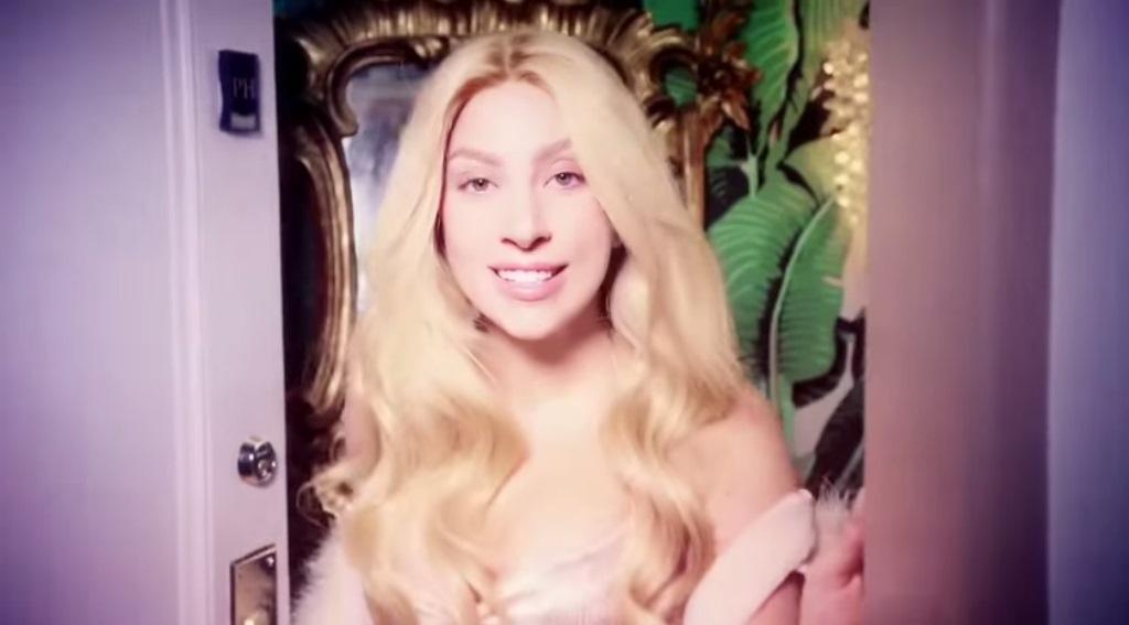 El clip promocional en el que participa Lady Gaga es de 30 segundos. (Foto Prensa Libre: Tomada de YouTube)