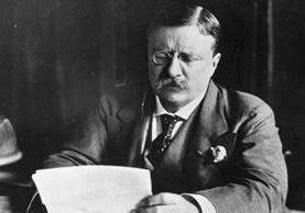Theodore Roosevelt decía que leía hasta tres libros al día... ¡y sin ayuda de ninguna app! (GETTY IMAGES)