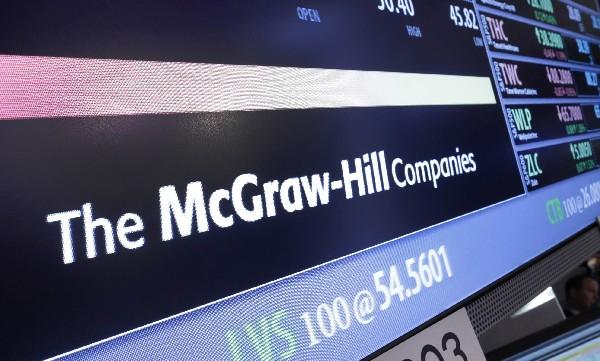 McGraw Hill es propietaria de varios medios (Prensa Libre - AP)