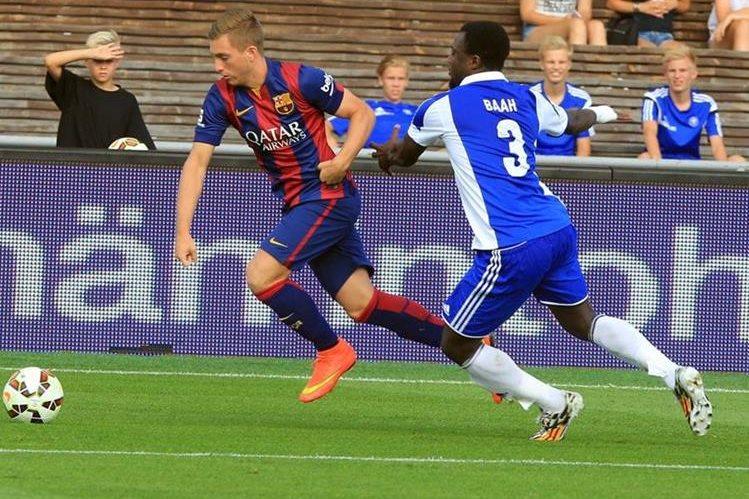 Deulofeu vuelve a ser jugador del FC Barcelona. (Foto Prensa Libre: Mundo Deportivo)