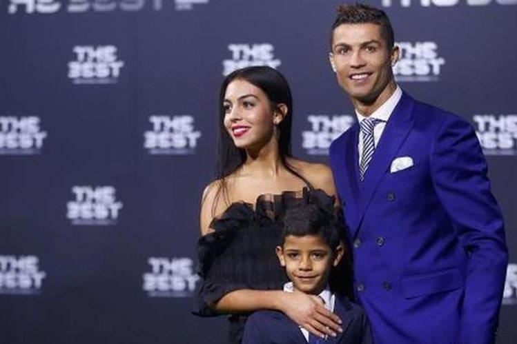 Cristiano Ronaldo quiere tener ¡7 hijos!