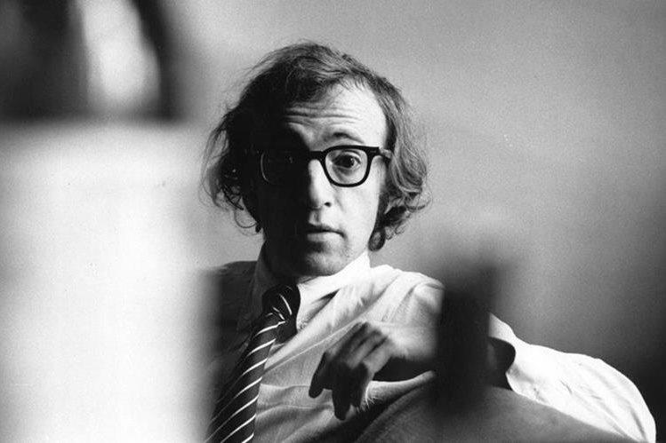 Woody Allen cumple 80 años el 1 de diciembre. (Foto Prensa Libre: Hemeroteca PL)