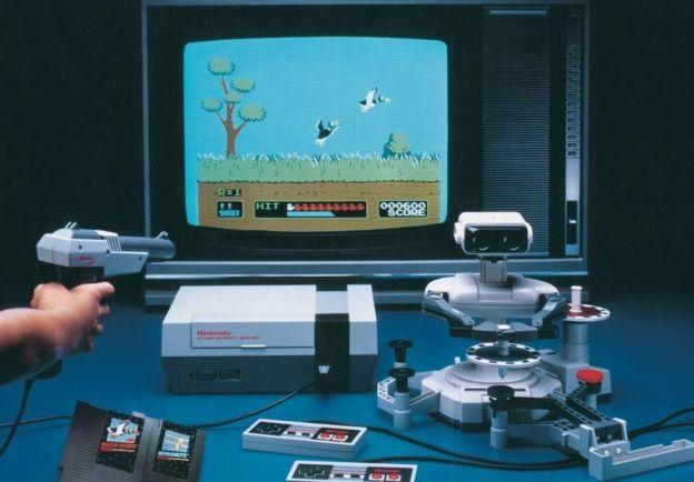 Los videojuegos de los 80 volvieron a estar de moda más de 30 años después de su aparición. (NINTENDO OF AMERICA)