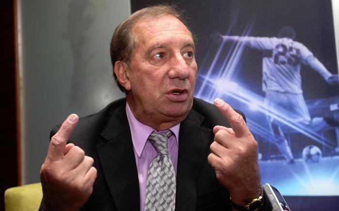 Bilardo hizo campeón a Argentina en el Mundial de México 86. (Foto Prensa Libre: Tomada de internet)