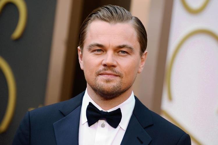 El actor estadounidense Leonardo DiCaprio ganó recientemente el Óscar. (Foto Prensa Libre: AP).