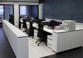 Una oficina totalmente despersonalizada: ¿modelo de rendimiento y productividad? (Foto Prensa Libre: ThinksTock)