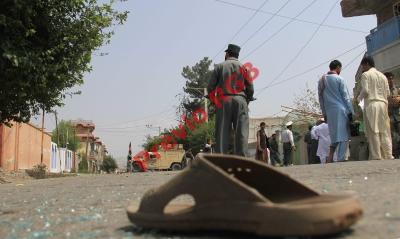 La población afgana es blanco de atentados por parte de los talibanes en conflicto armado.(Foto Prensa Libre:AFP).