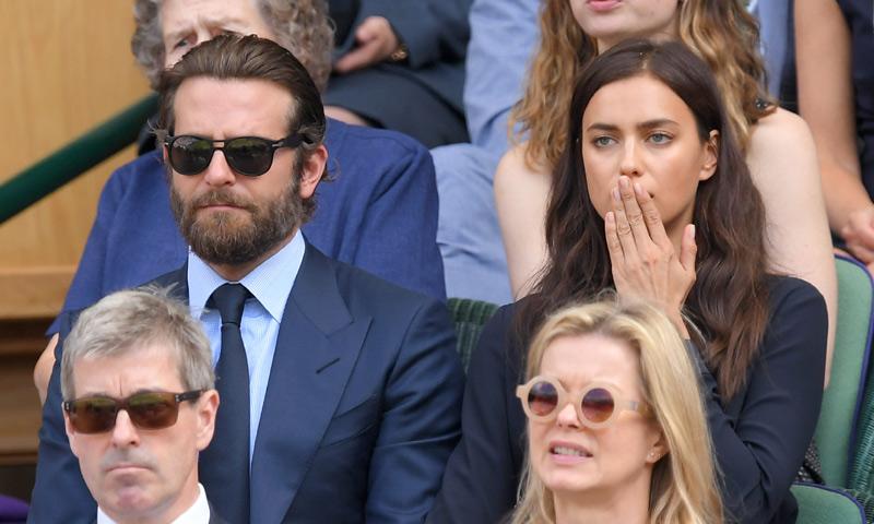 Irina y el actor Bradley Cooper se han dejado ver como pareja en varias ocasiones. (Foto Prensa Libre: ac.hola.com)