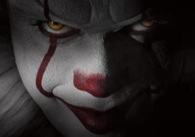 """El terror está de vuelta con el payaso Pennywise en la película """"It"""" (Foto Prensa Libre: YouTube)."""