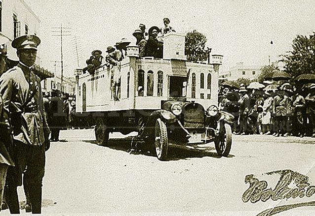 La convulsión política de 1920 cambió el panorama en Guatemala.  (Foto: Hemeroteca PL)