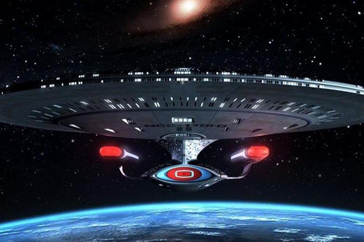 Star Trek la serie de televisión volverá en enero de 2017 por la cadena CBS. (Foto Prensa Libre: Hemeroteca PL).