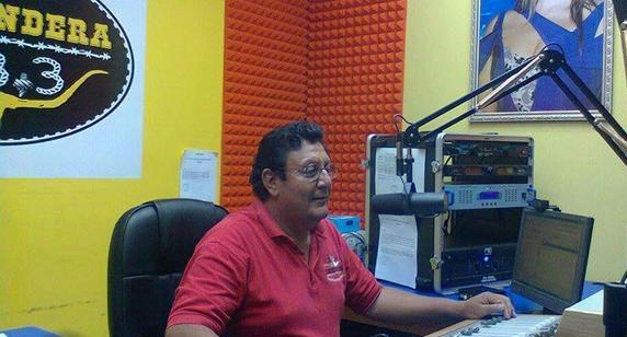 Luis Alonso Rosa, de 54 años, asesinado frente a su vivienda. (Foto: Prensa Libre/La Prensa Gráfica)