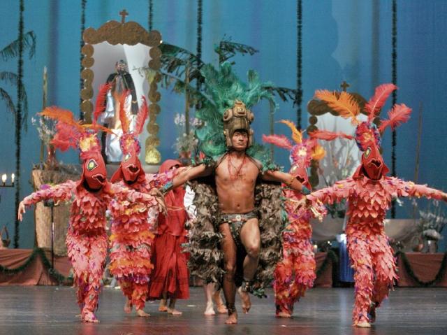 Las danzas tradicionales de diversas regiones de Guatemala serán las protagonistas del encuentro que prepara el Ballet Moderno y Folklórico.