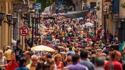 """""""En Buenos Aires han prosperado muchas startups, a pesar de la complicada situación económica"""", se lee en el informe. GETTY IMAGES"""