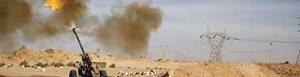 Bombardeos en Misrata.