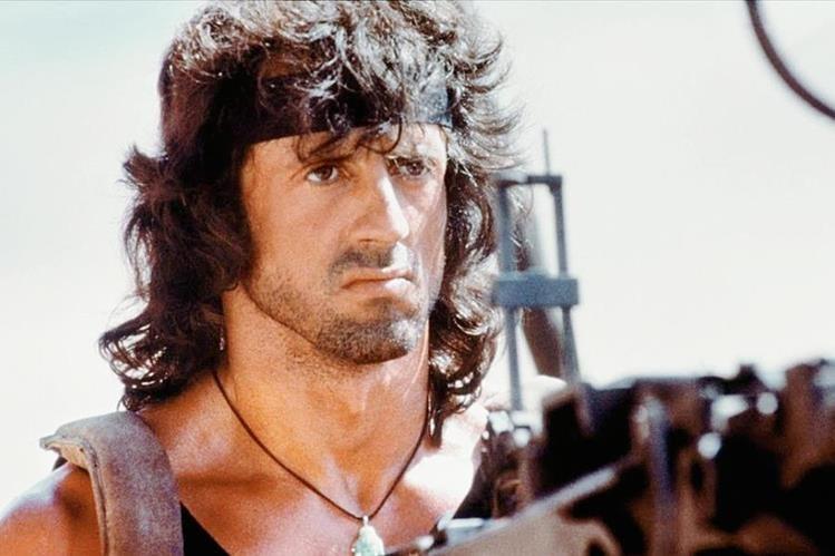 La quinta entrega del combatiente se llamará Rambo V: la última sangre.