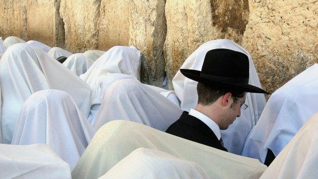 Para los judíos el regreso a la vieja Palestina fue un regreso a la Tierra Prometida. AFP