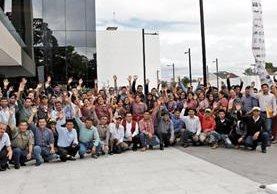El programa de Cadenas de Valor terminó el pasado miércoles, con la participación de varios medianos y pequeños productores. (Foto, Prensa Libre: Agexport)