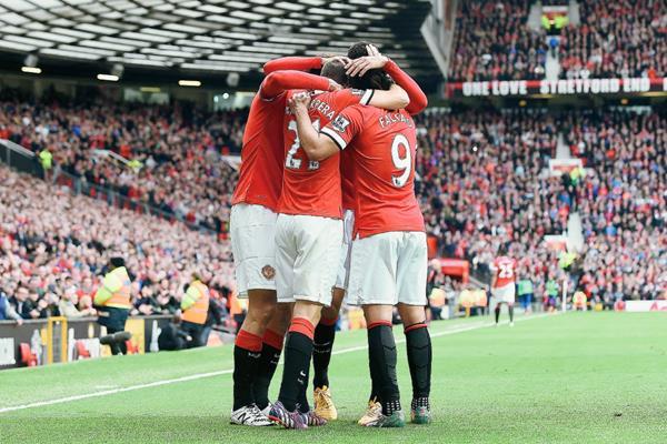 El Manchester United se perdió la recién temporada de la Champions League. (Foto Prensa Libre: EFE)