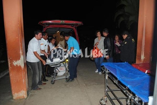 """<p>El exministro de Gobernación, Rodolfo Mendoza, es ingresado al hospital. (Foto Prensa Libre: Rigoberto Escobar)<br _mce_bogus=""""1""""></p>"""