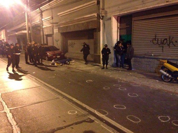 El último ataque se registro el 10 de abril y hubo cinco personas muertas. (Foto Prensa Libre: Hemeroteca PL)