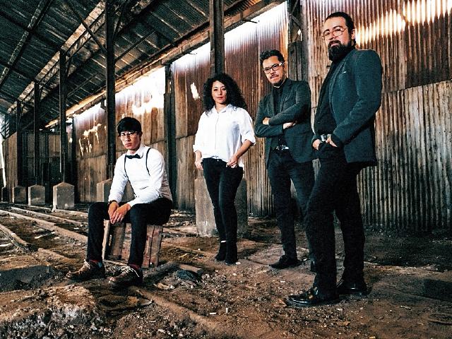 La agrupación local Imox Jazz dará un concierto lleno de emoción el  22 de marzo. (Foto Prensa Libre: Imox Jazz)