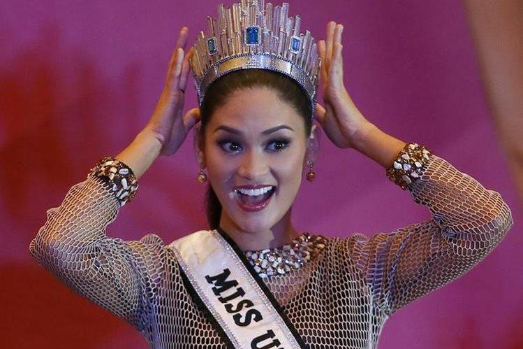 Antes de ser nueva Miss Universo, Pia Alonzo fue actriz y modelo en Filipinas. (Foto Prensa Libre: AP)