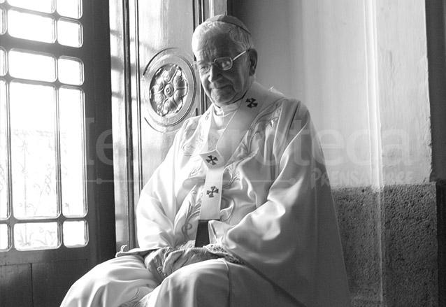 Monseñor Quezada Toruño fue el 18o. arzobispo de Guatemala. (Foto: Hemeroteca PL)
