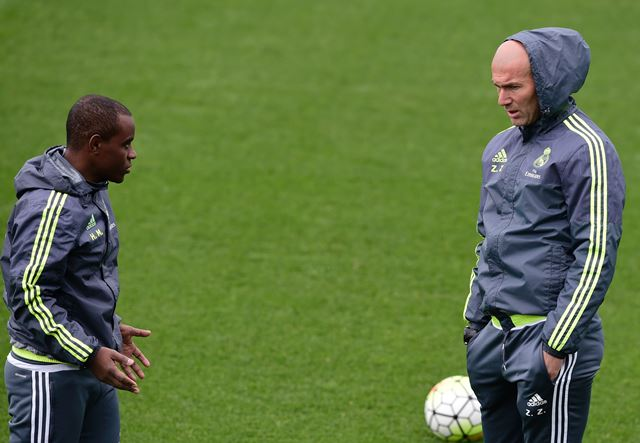 Zidane está a una semana de poder conquistar la Liga de Campeones. (Foto Prensa Libre: AFP)