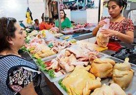 Más opciones de compra tendrán los consumidores de pollo, según el acuerdo entre Guatemala y Estados Unidos alcanzado la semana pasada.