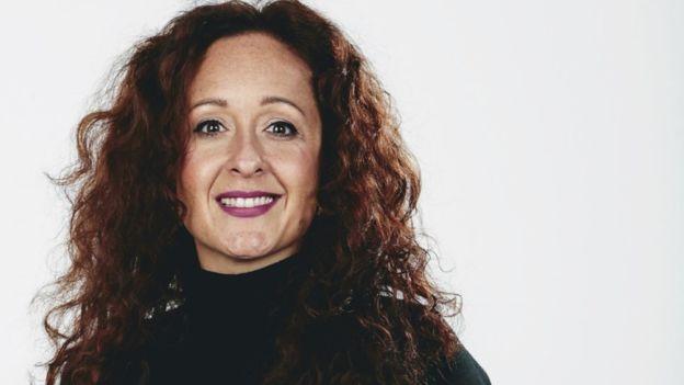María Fernanda Peraza creó la página web GetMine Healthy Pleasure hace un año y medio. (MARIA FERNANDA PERAZA)