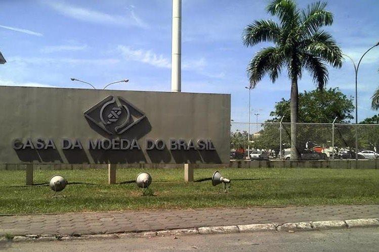 Exfuncionarios del Gobierno de Brasil son acusados de fraudes en la Casa de Moneda.