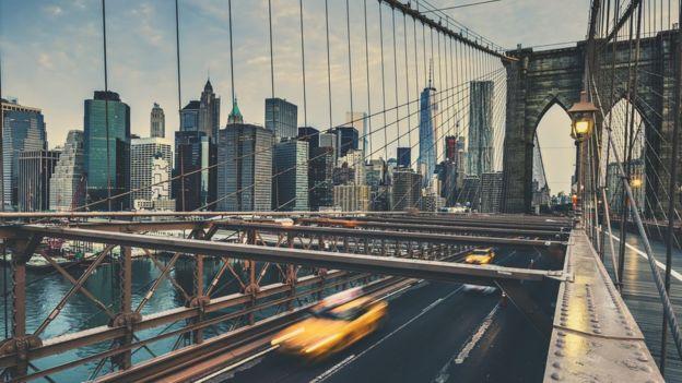 Nueva York mantiene el liderazgo global. GETTY IMAGES