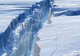 La placa de hielo de la Antártida oriental parece ser más vulnerable al cambio climático, según estudio.